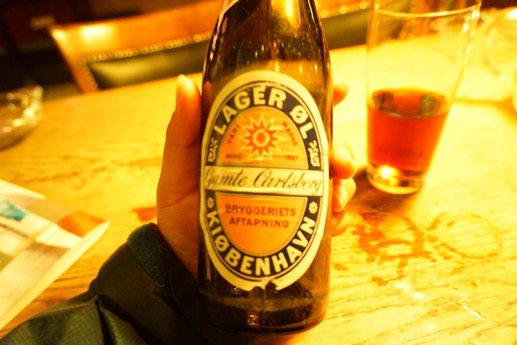 コペンハーゲンビール