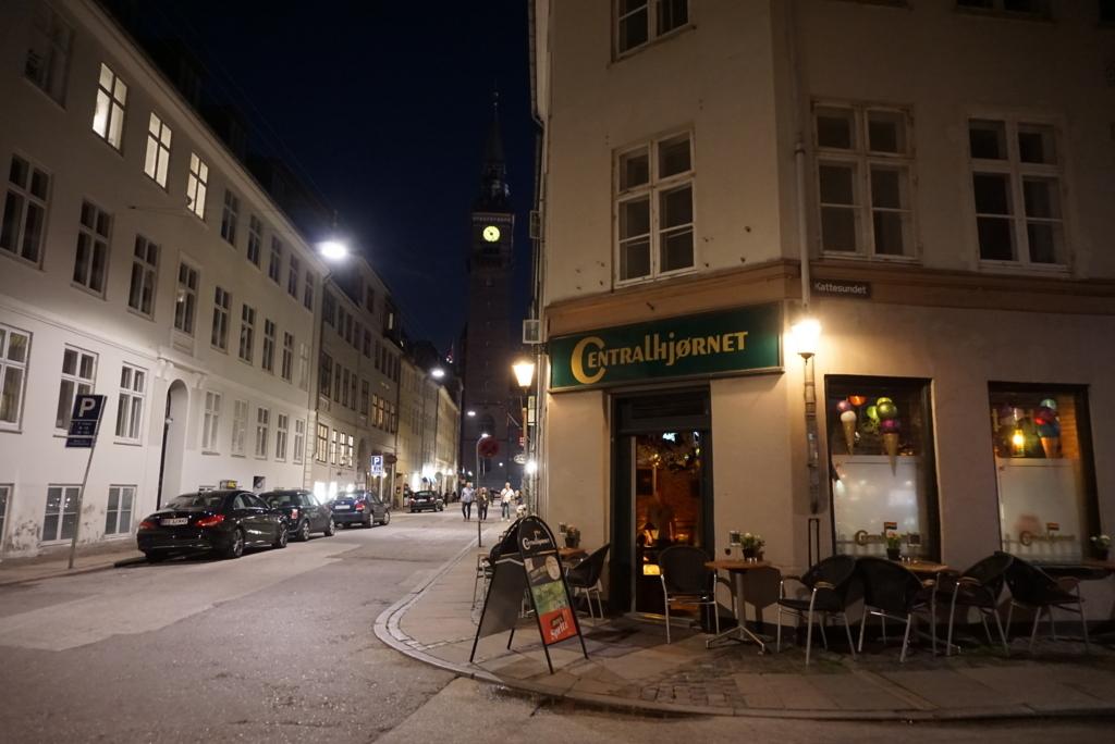 コペンハーゲンゲイバー外観