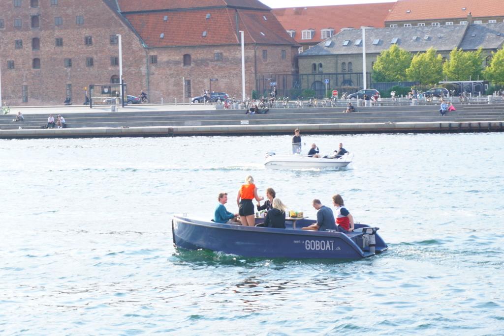 コペンハーゲン観光