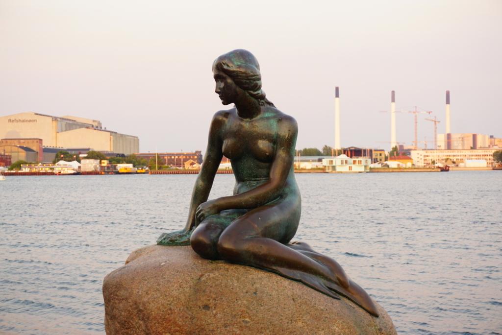 コペンハーゲン 人魚姫