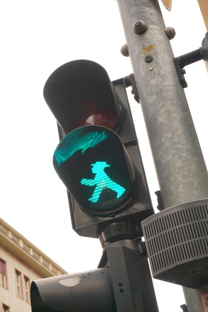 ベルリンアンペルマン信号