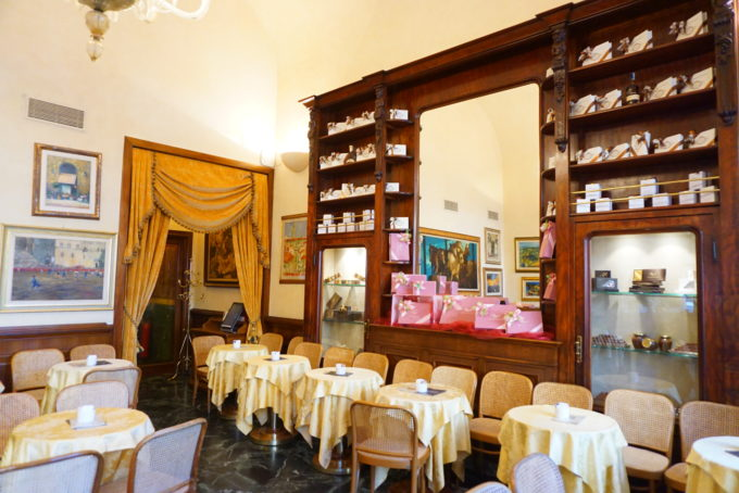 フィレンツェレストラン