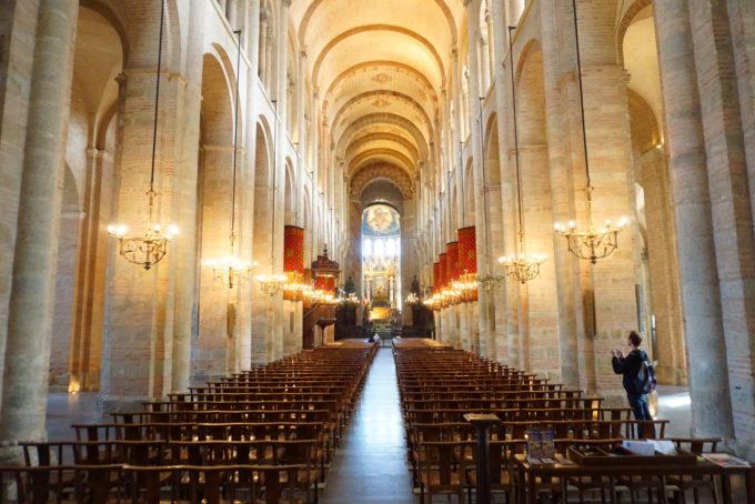 トゥールーズ教会
