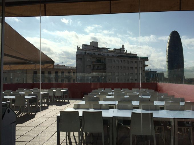 バルセロナホテル
