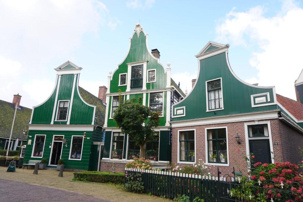 アムステルダム風車