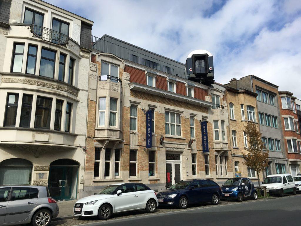 ブリュッセルホテル