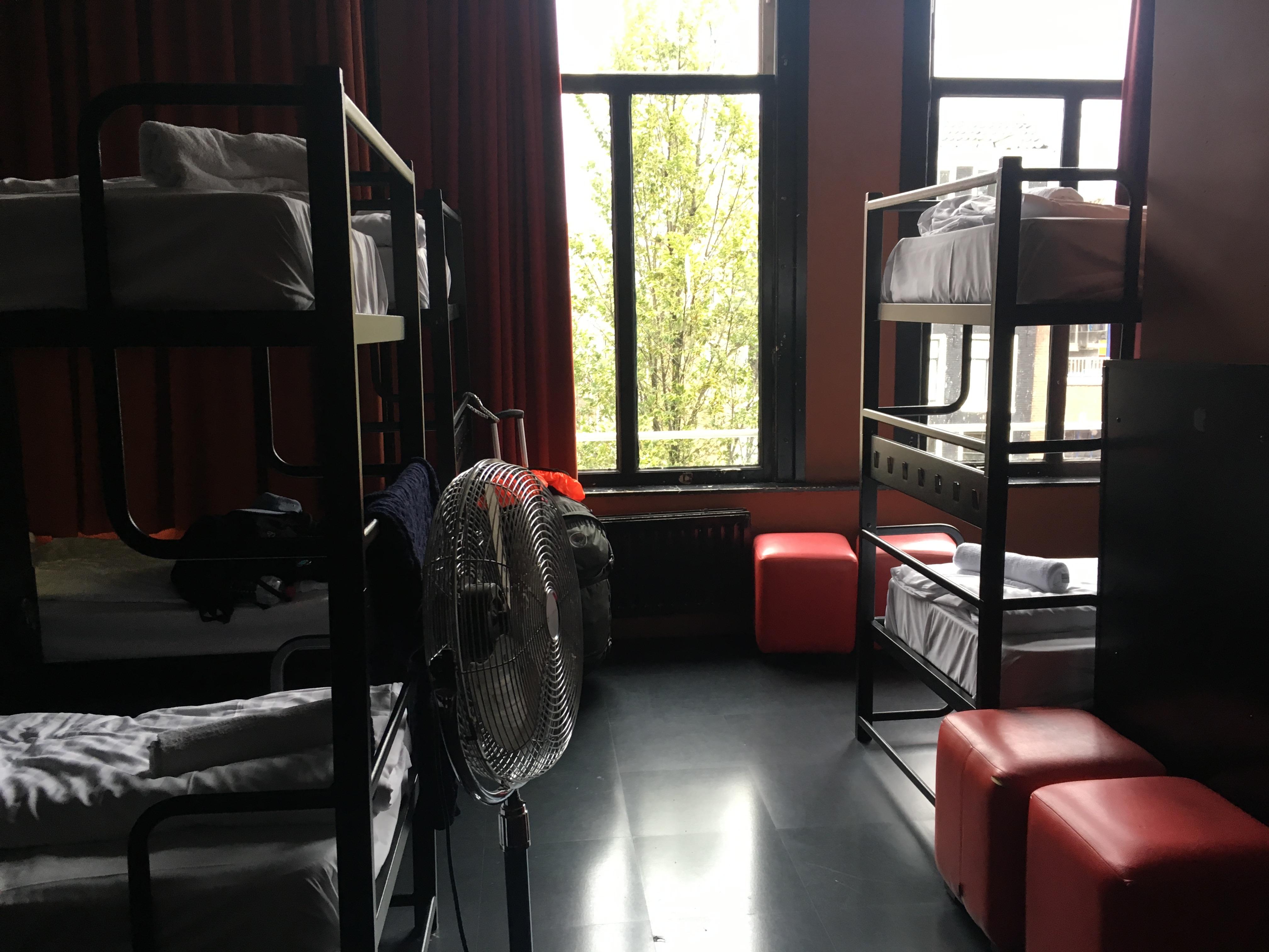 アムステルダムホテル