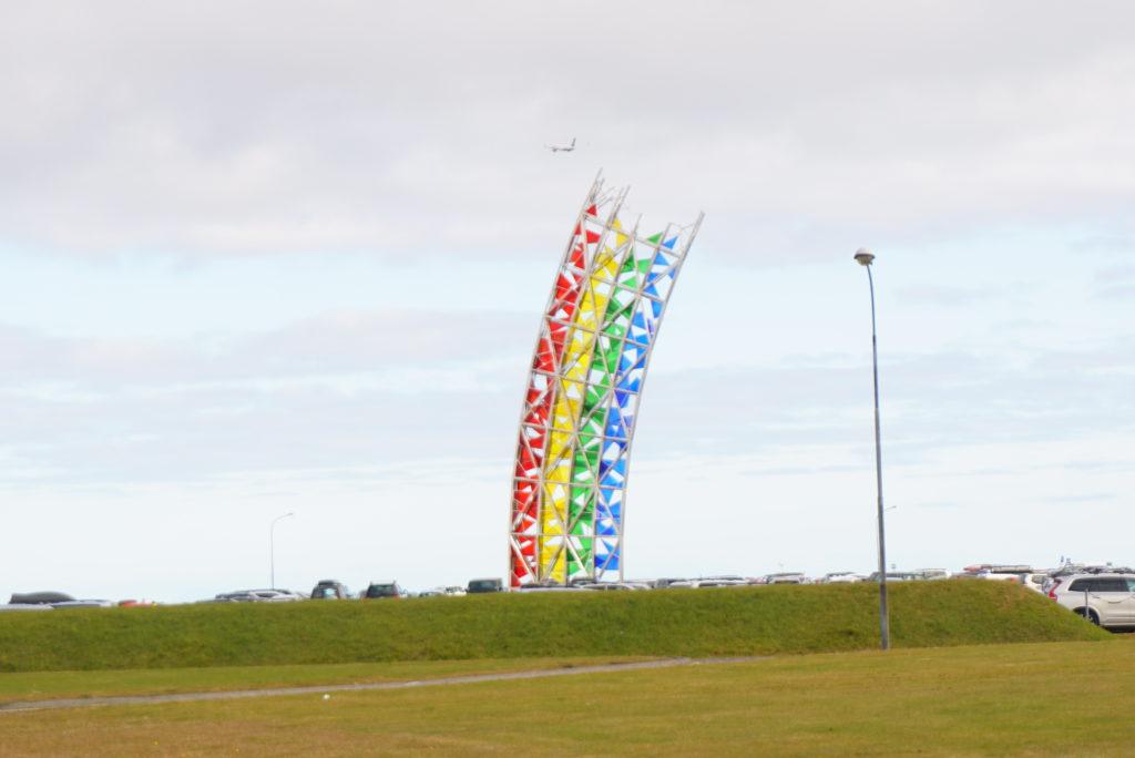 アイスランドケプラヴィーク空港