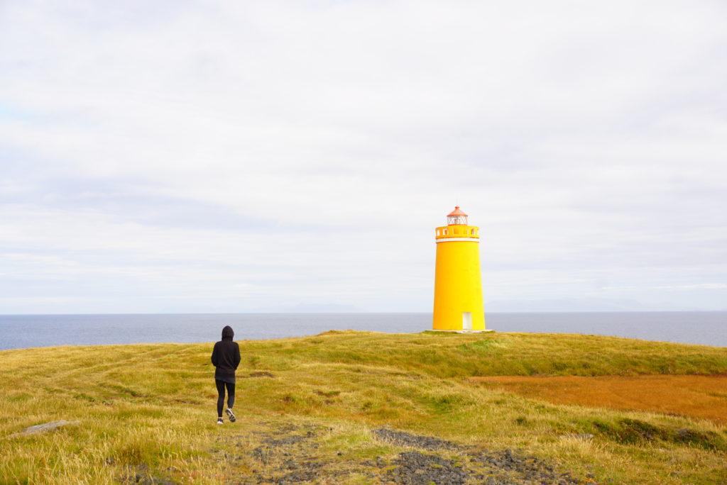 アイスランド灯台