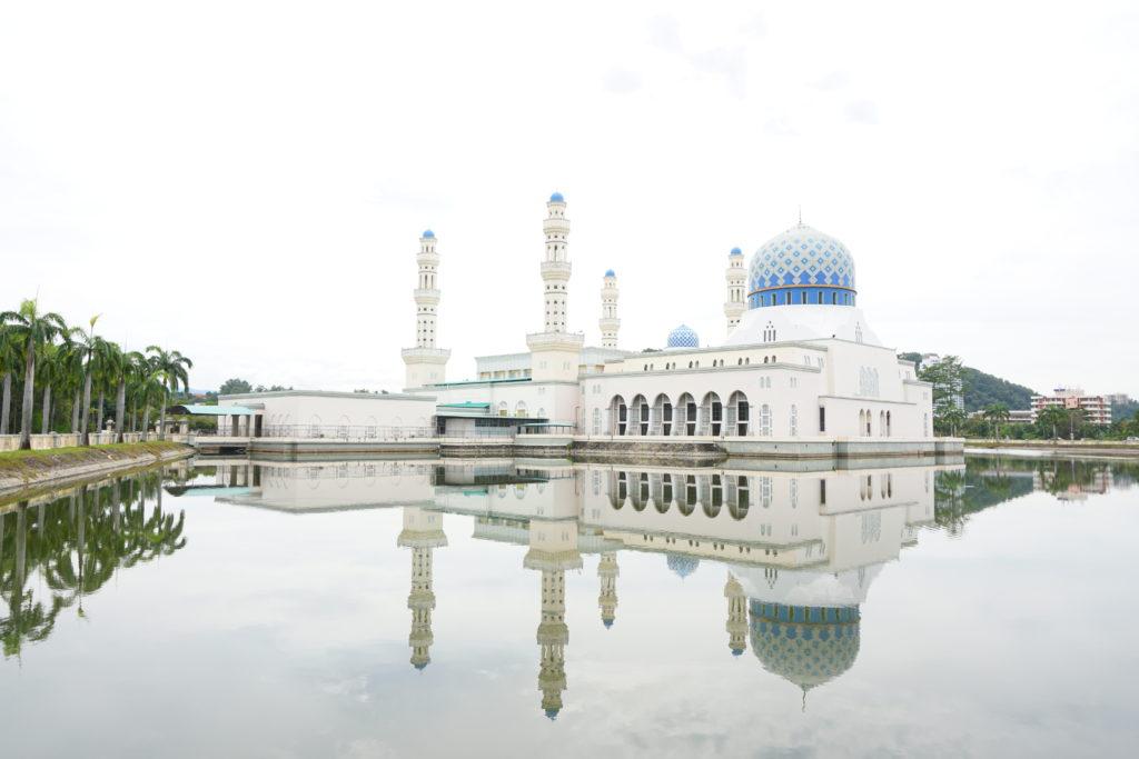 コタキナバル市立モスク