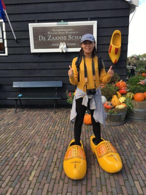 ザーンセスカンス木靴