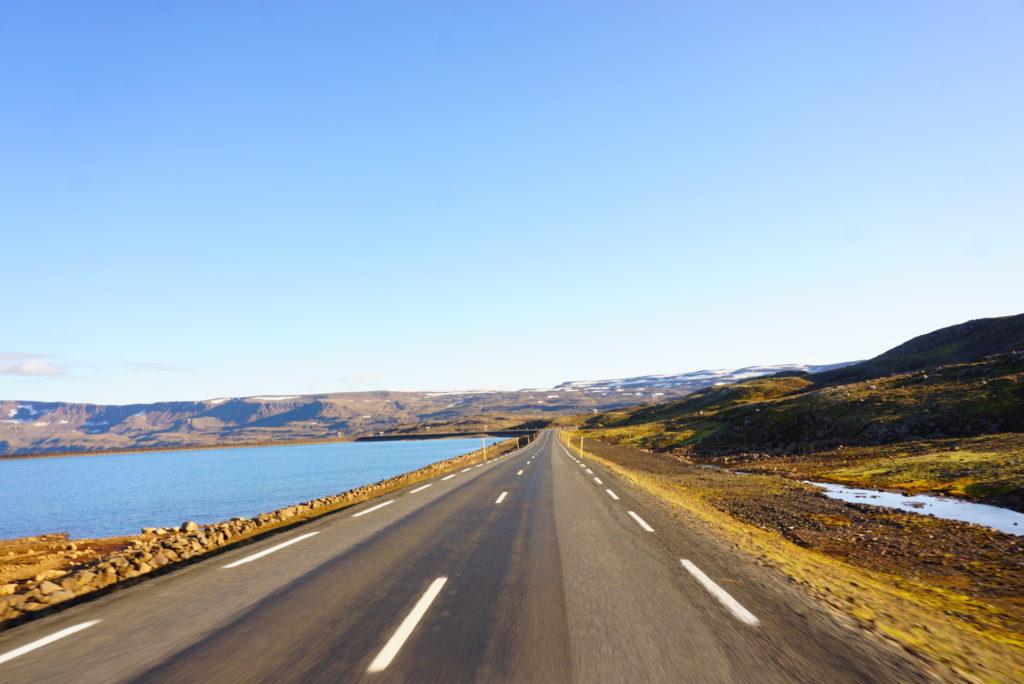 アイスランド絶景ロード