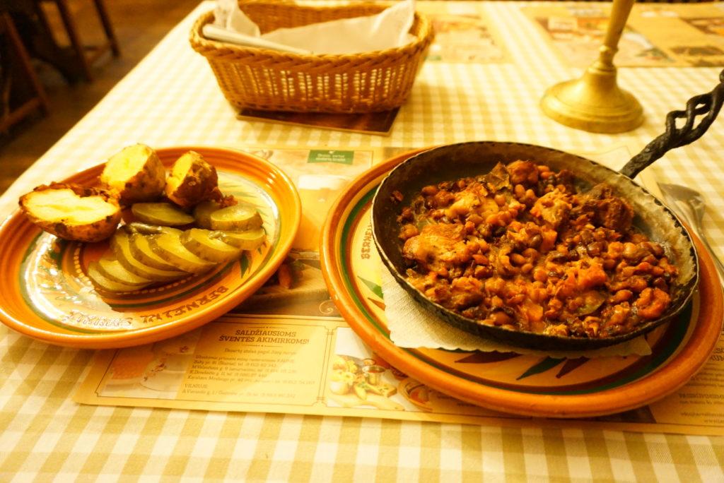 リトアニア料理