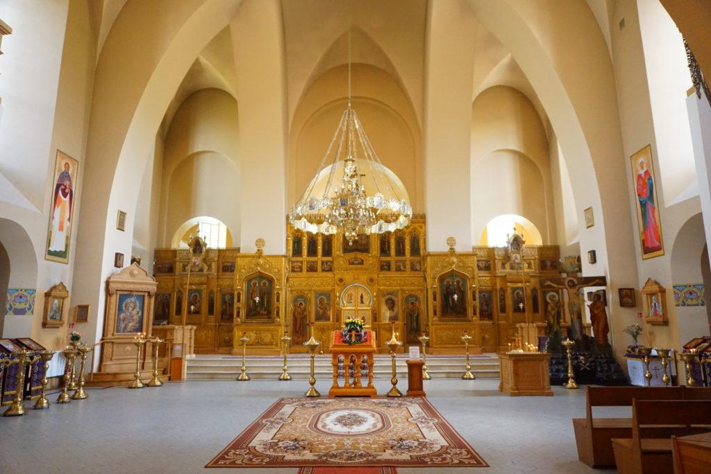 ヴィリニュス観光教会
