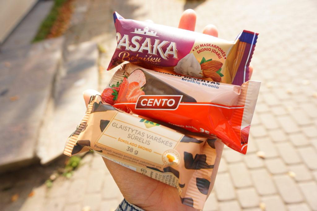 リトアニアお菓子