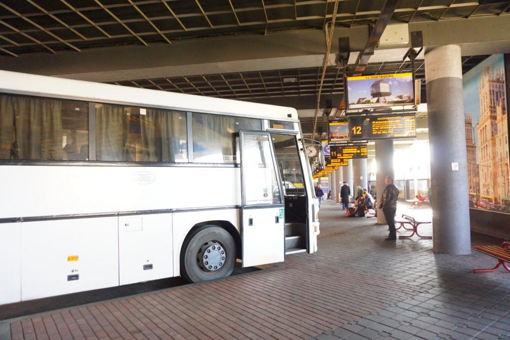 ミンスクバスターミナル