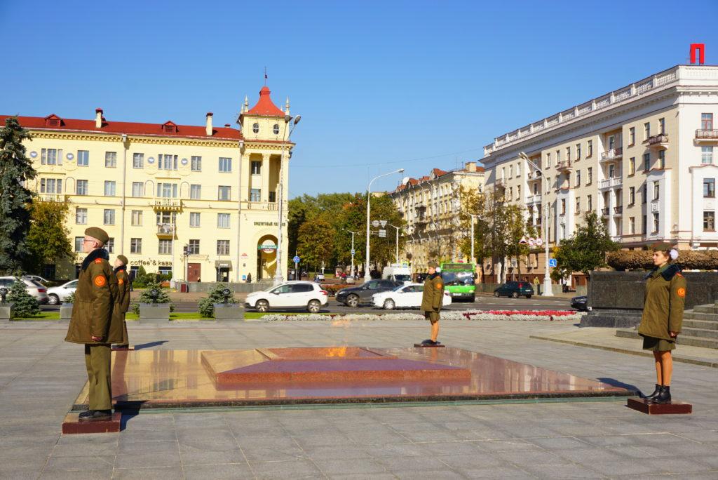 ミンスク勝利公園