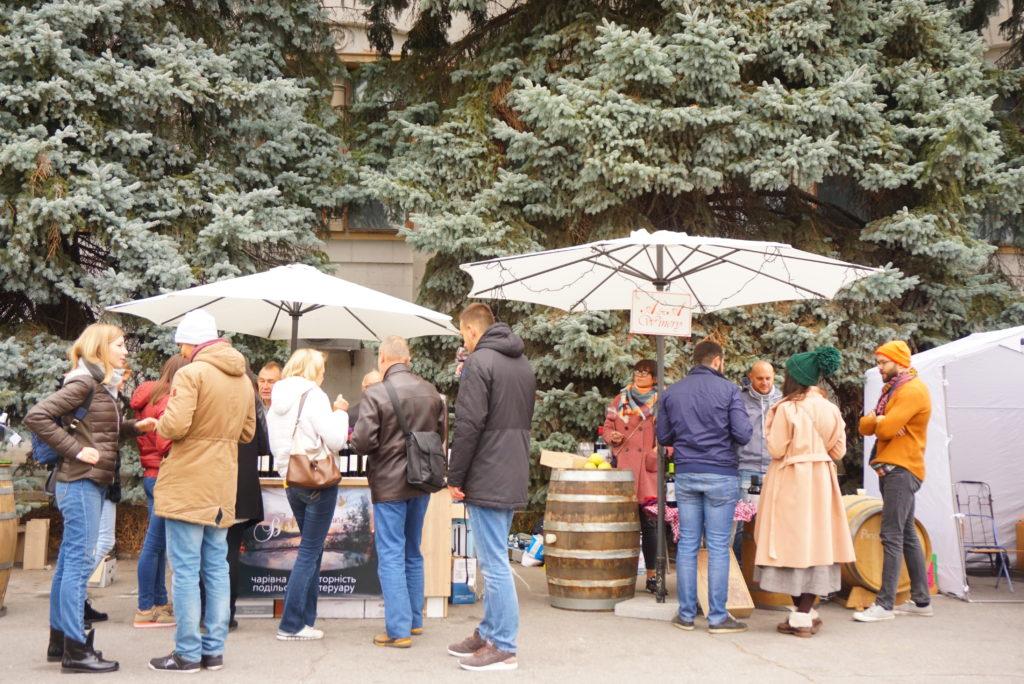 ウクライナキエフワインフェスティバル
