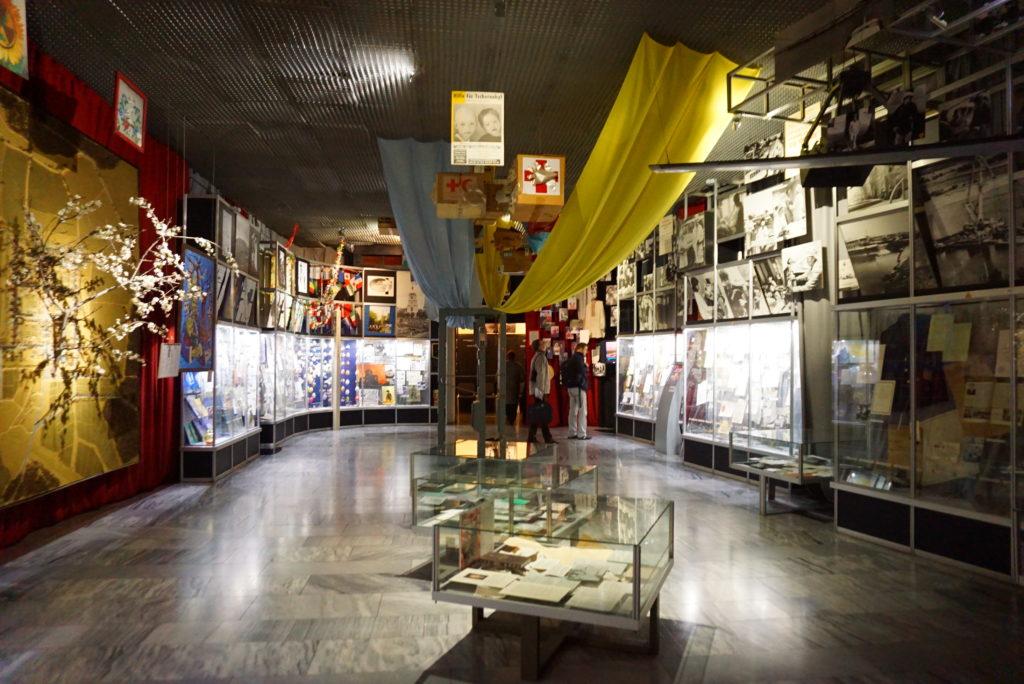 ウクライナ国立チェルノブイリ博物館
