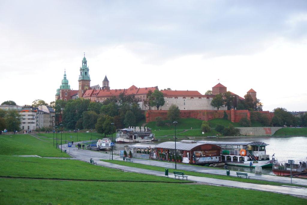 クラクフ観光