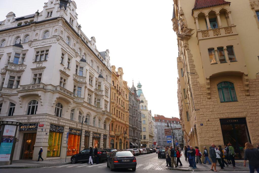 プラハ フリーウォークツアー