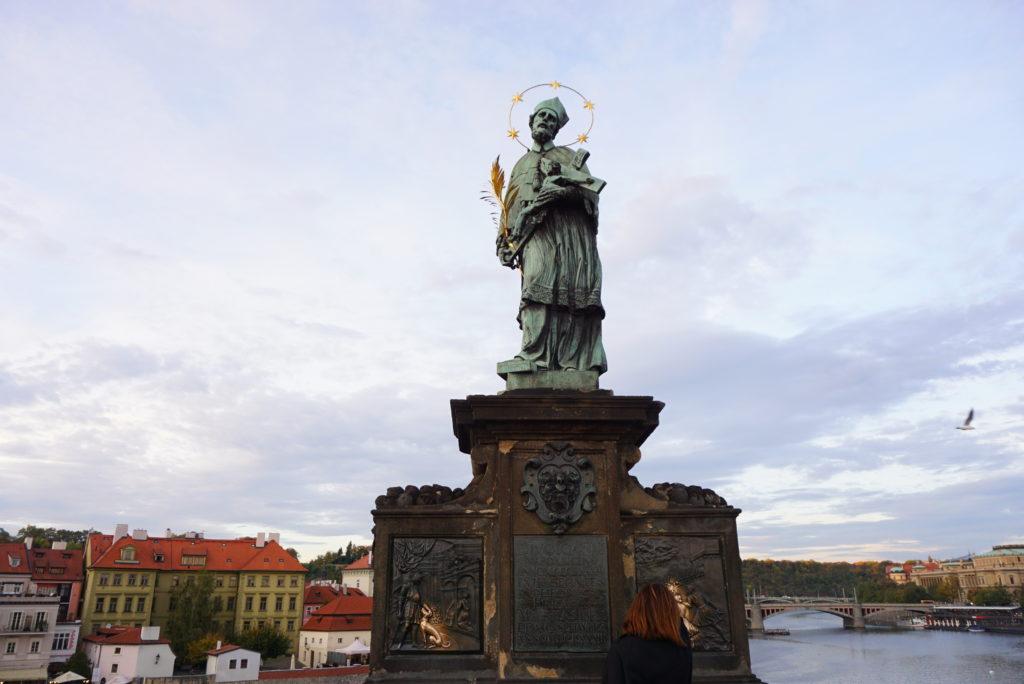 プラハ カレル橋