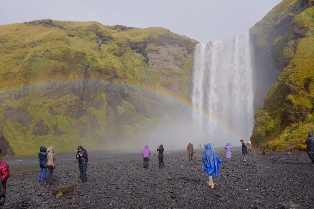 アイスランドスコガフォス