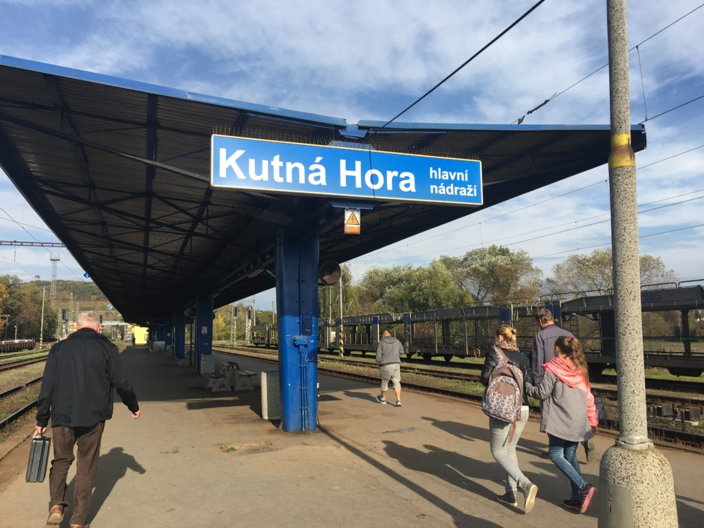 クトナーホラ駅
