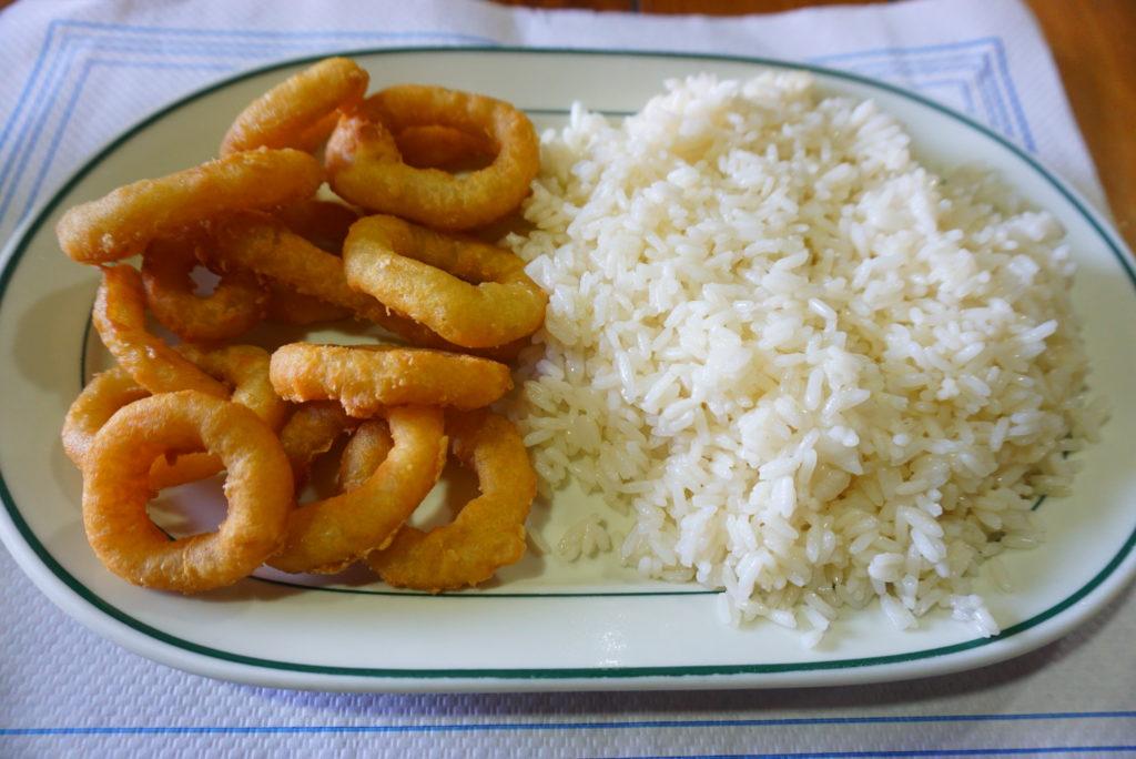 スペイン巡礼 食事