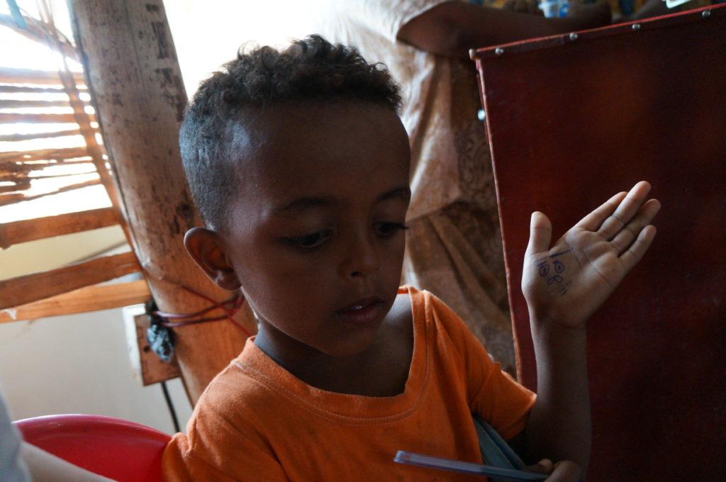 エチオピア 子供