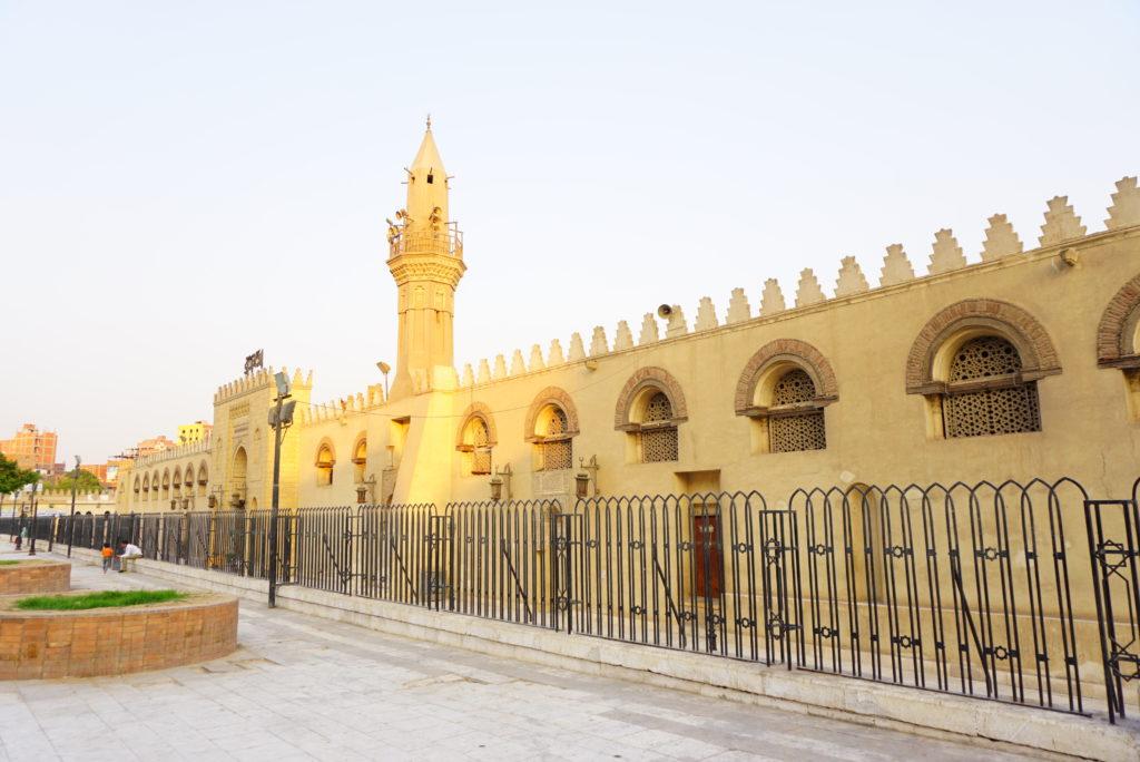 アムル・イブン・アル=アース・モスク