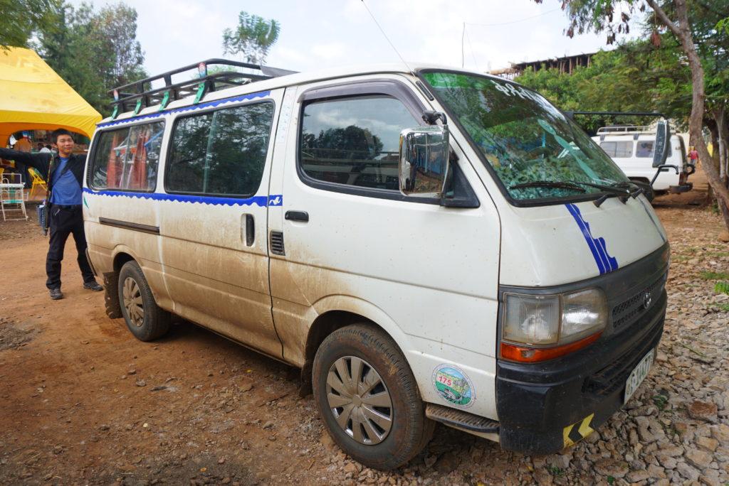 エチオピア南部民族巡り