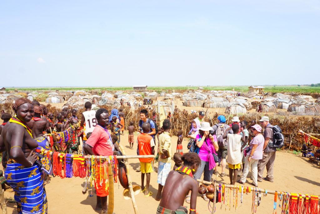 エチオピア 民族