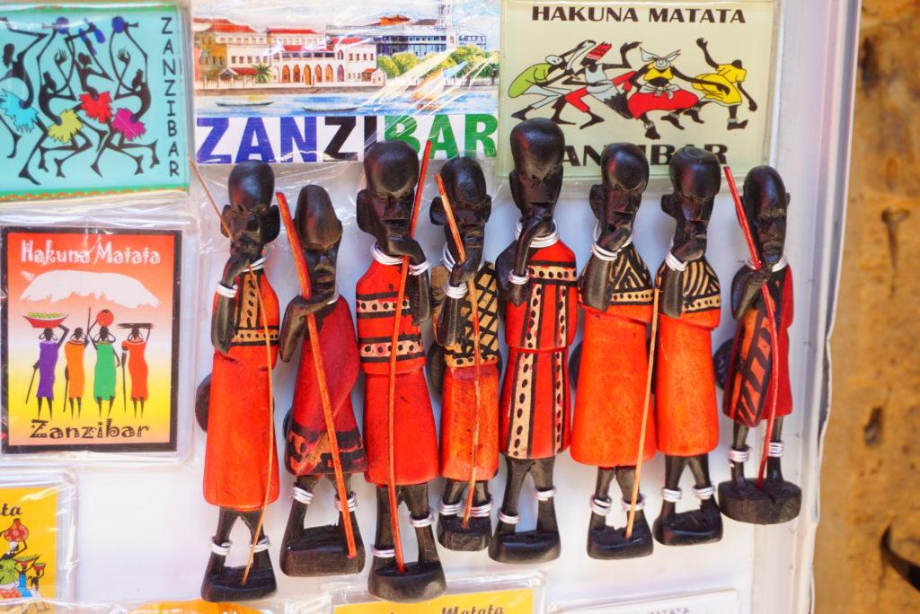 タンザニア お土産