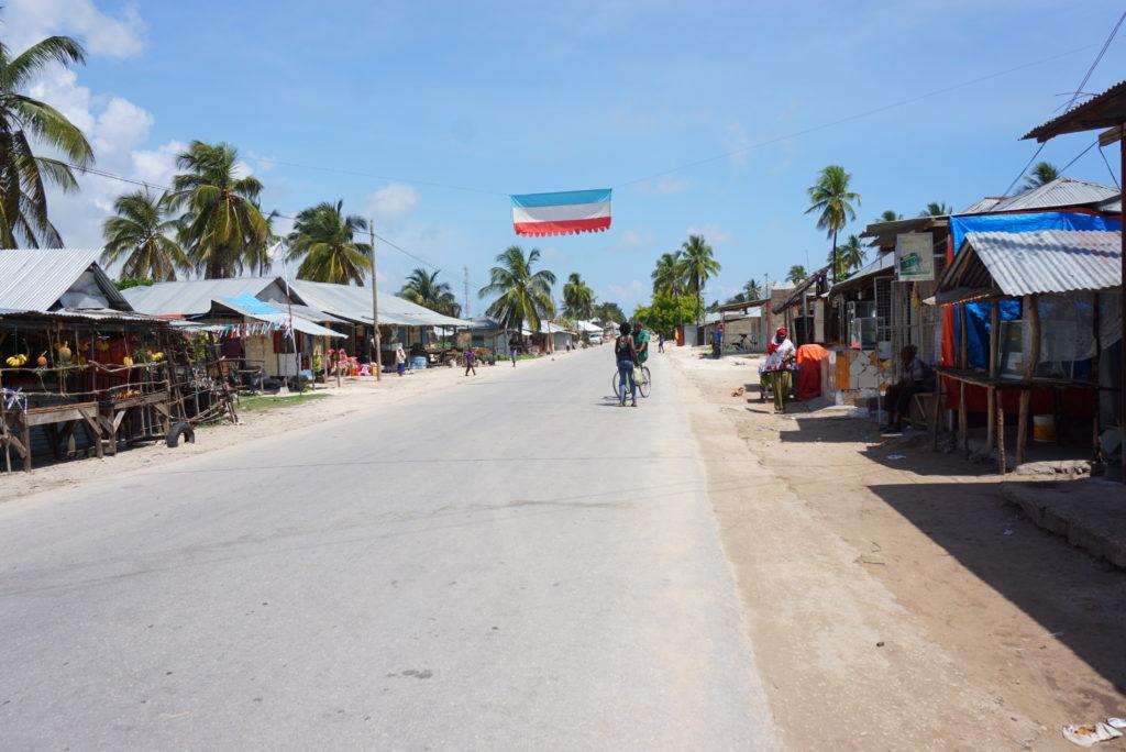 ザンジバル島
