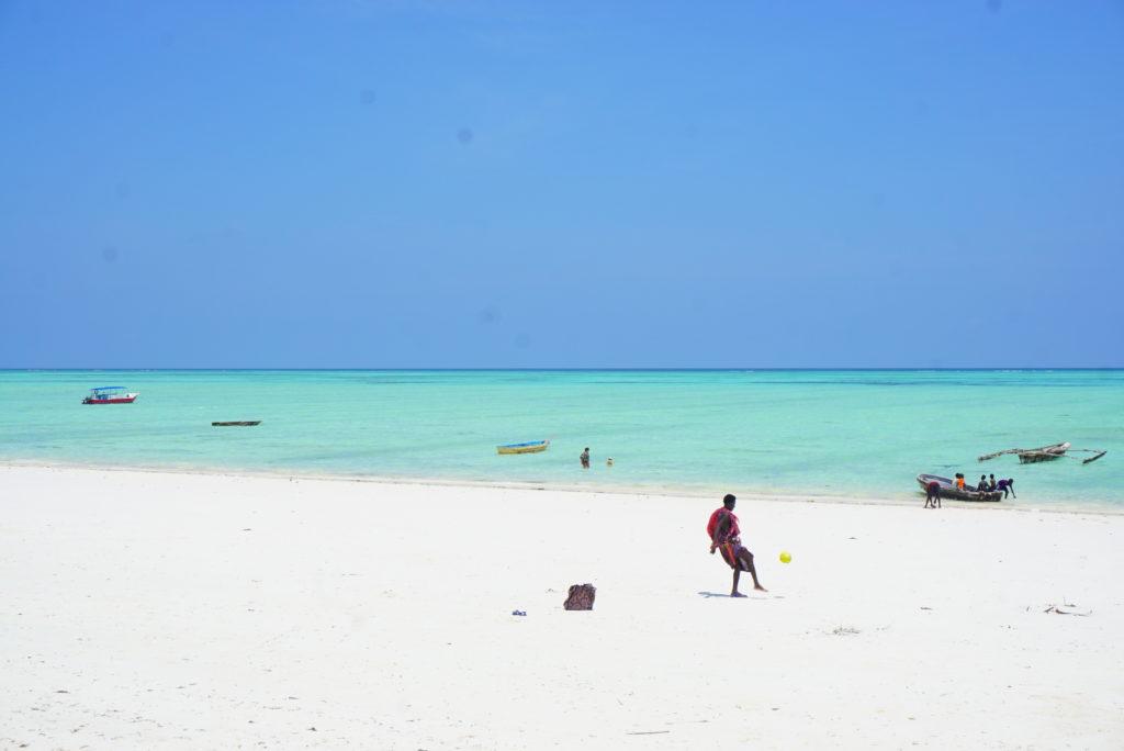 ザンジバル 海