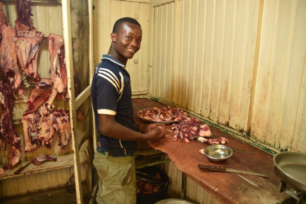 エチオピア 生肉