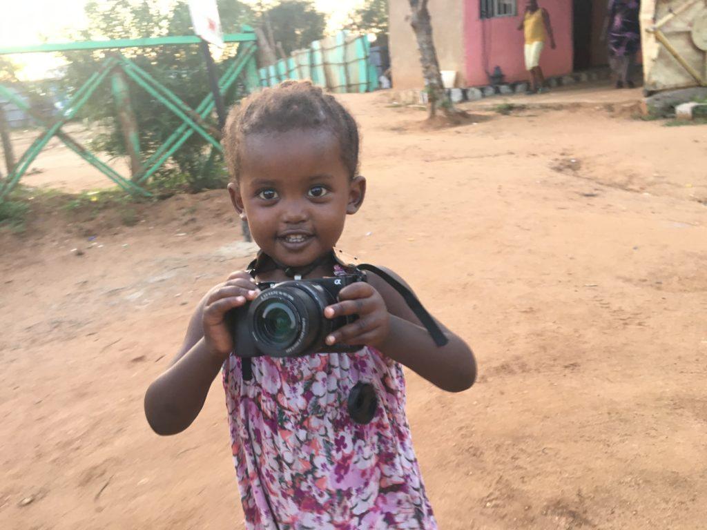 エチオピア 少女