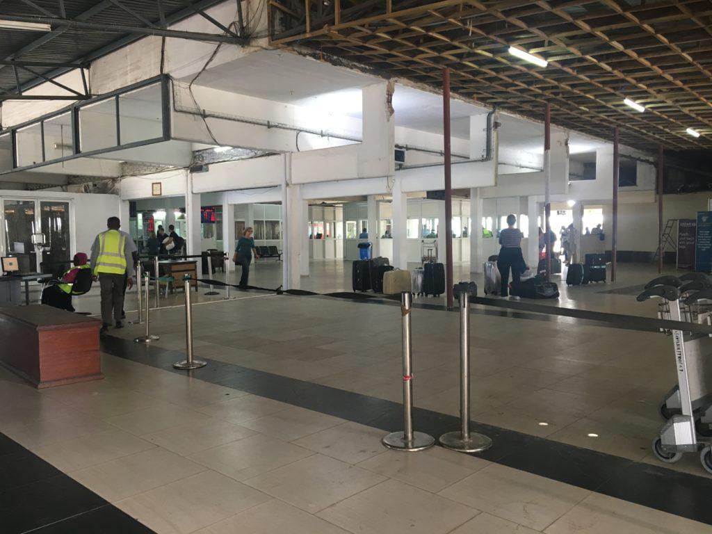 ザンジバル空港
