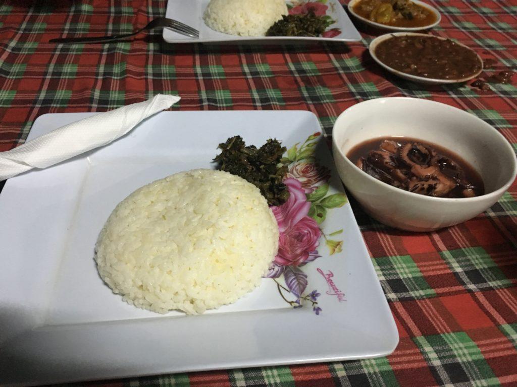 ザンジバル レストラン