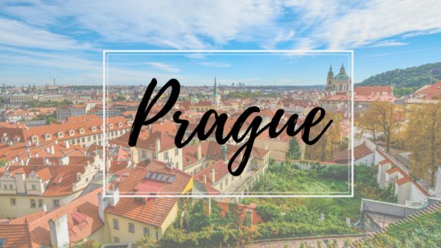 プラハ 観光 美しい