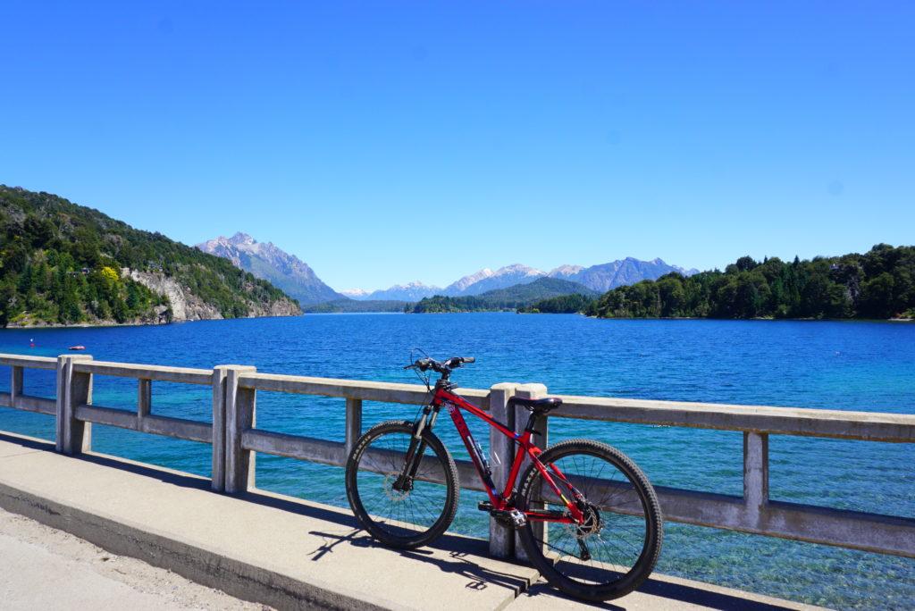 バリローチェ サイクリング
