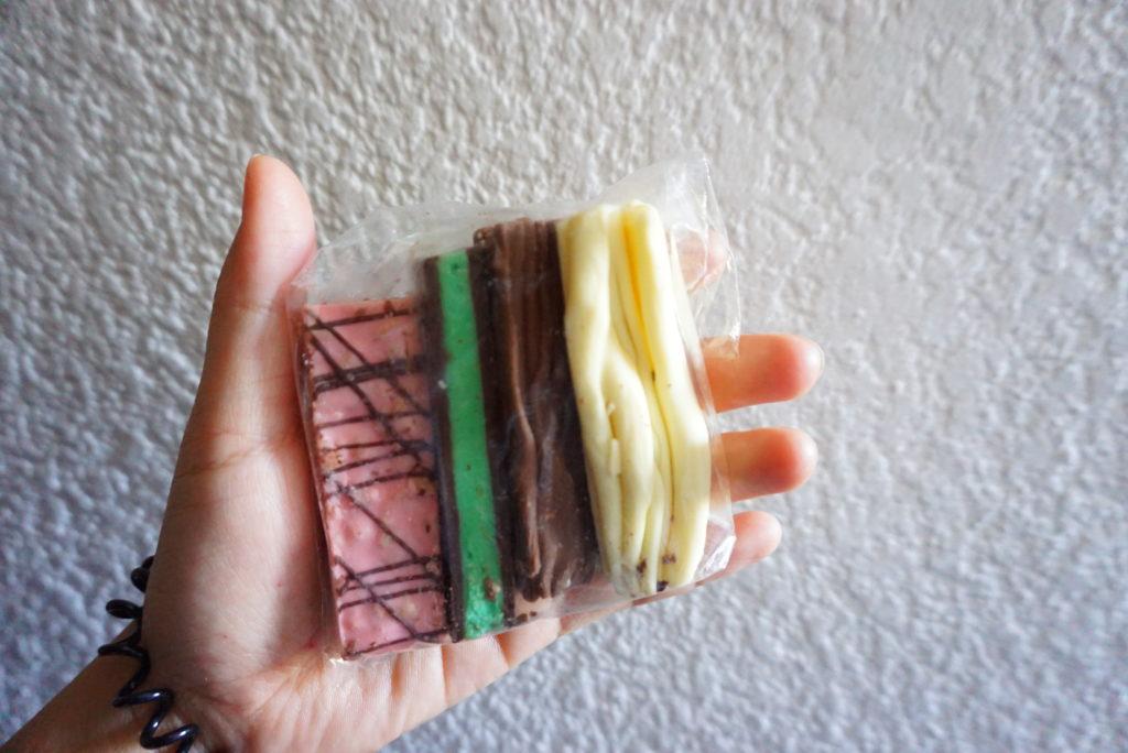 バリローチェのチョコレート屋