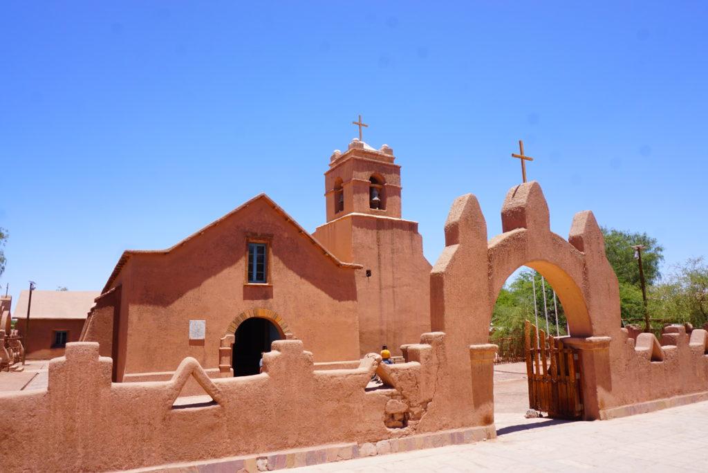 アタカマ 教会