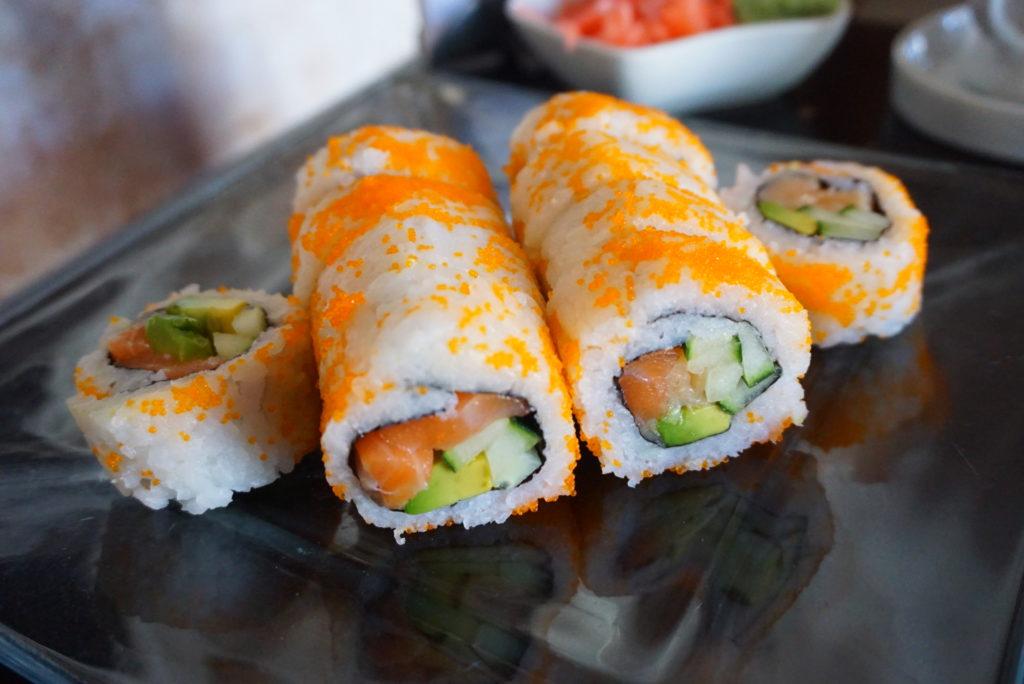 アタカマ 日本食
