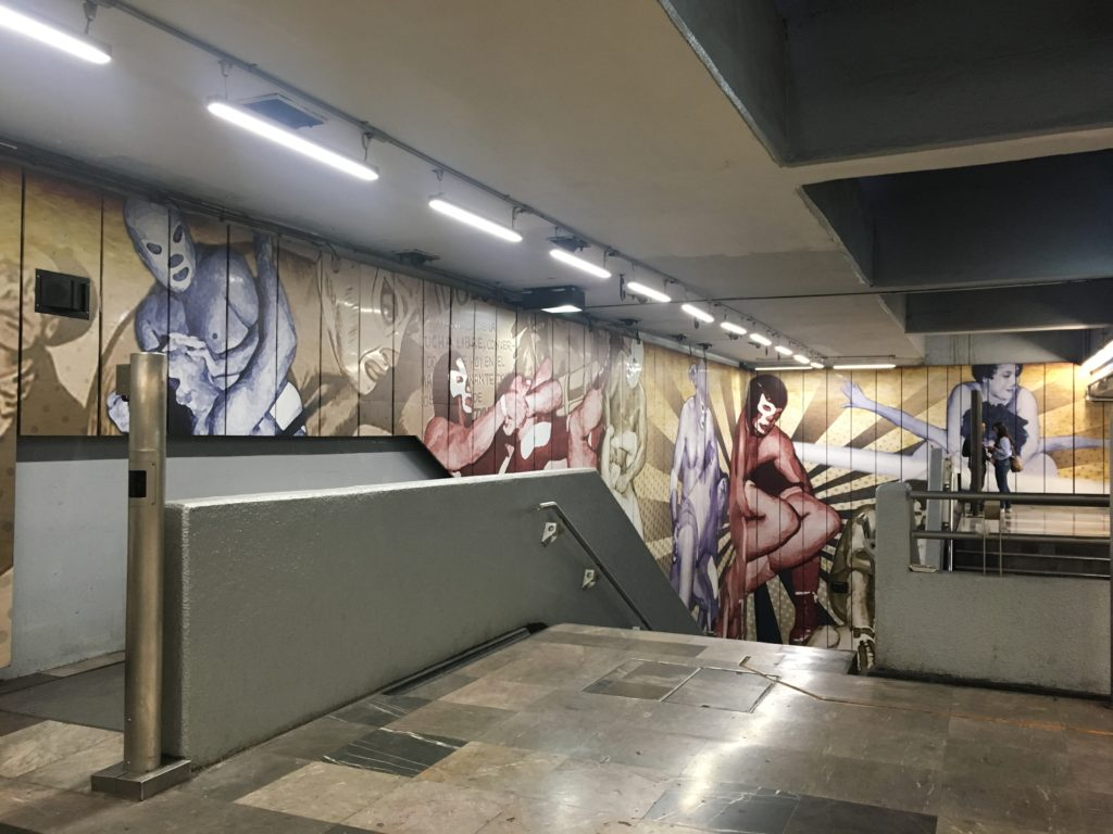 メキシコシティ地下鉄