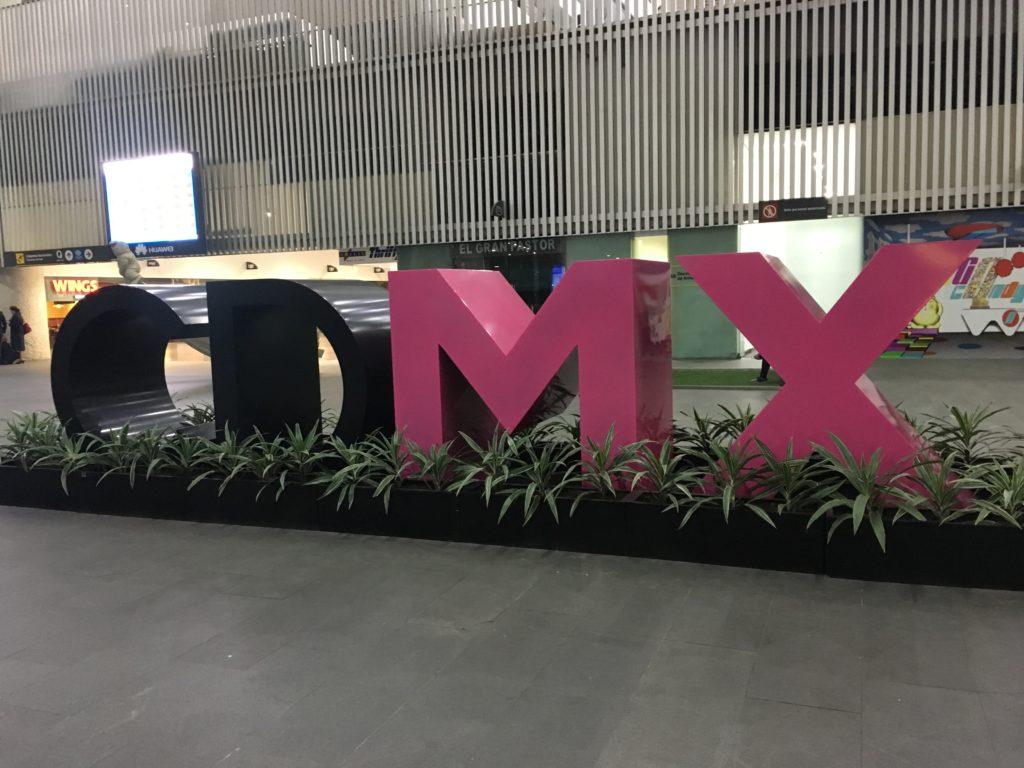 メキシコ・シティ国際空港
