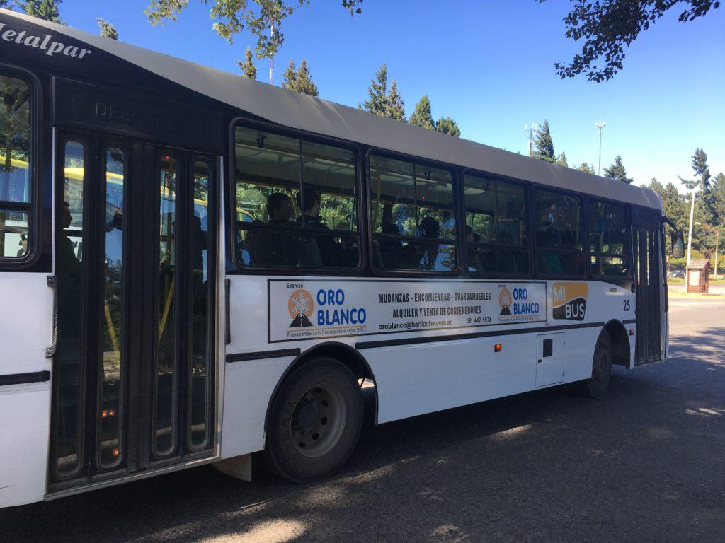 バリローチェ バス