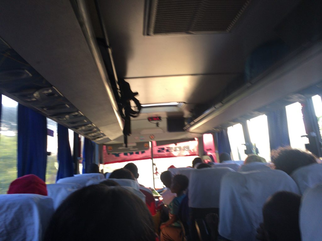 トゥンドゥマ バス