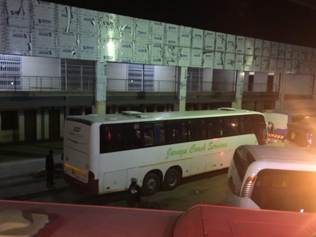 ルサカバスターミナル